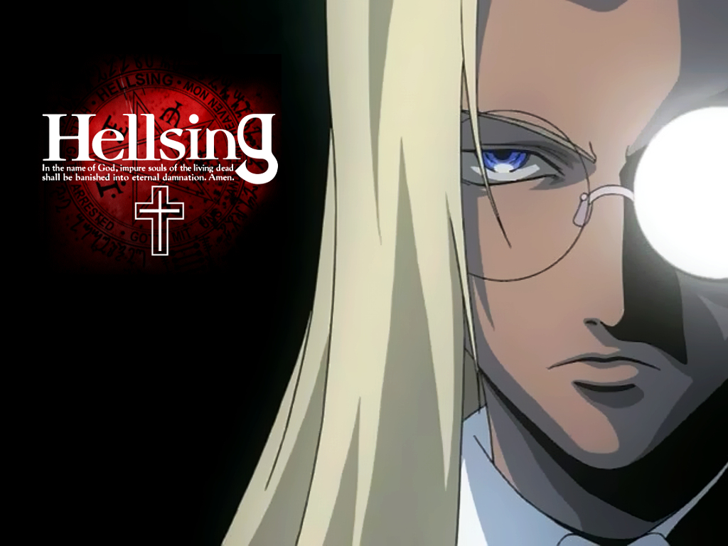 integra hellsing height